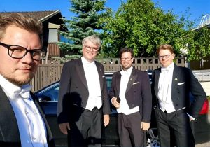 Laulu-Miesten EKO-kvartetti